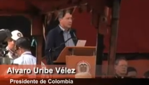 uribe colombia