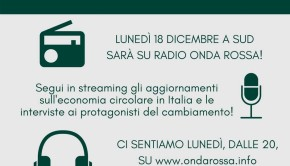 A Sud on the air - Economia circolare