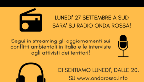 a sud on the air - conflitti ambientali