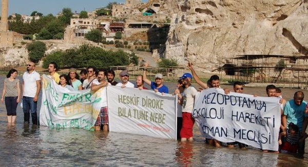 Call For Action Per Hasankeyf